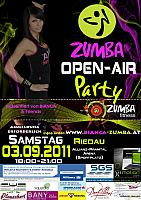 Zumba Open Air Party